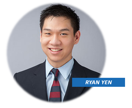 Ryan Yen Profile Website